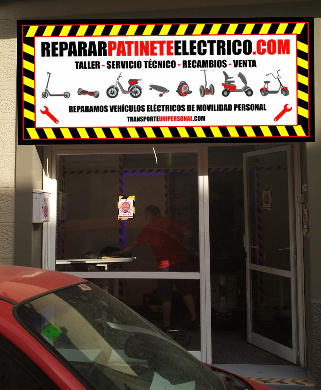 Reparar patinete eléctrico en Barcelona